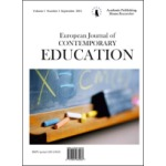 European Journal of Contemporary Education